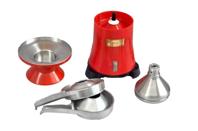 Сепаратор для молока Мотор Сич 100-18, 100 л/ч, 12 л.,мет. корпус, мет. чаша - фото 5876