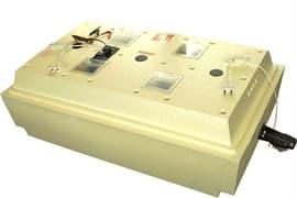 Инкубатор Золушка 98 яиц, автопереворот, 220В, аналоговый терм., гигрометр